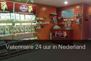 Veterinaire 24 uur in Nederland
